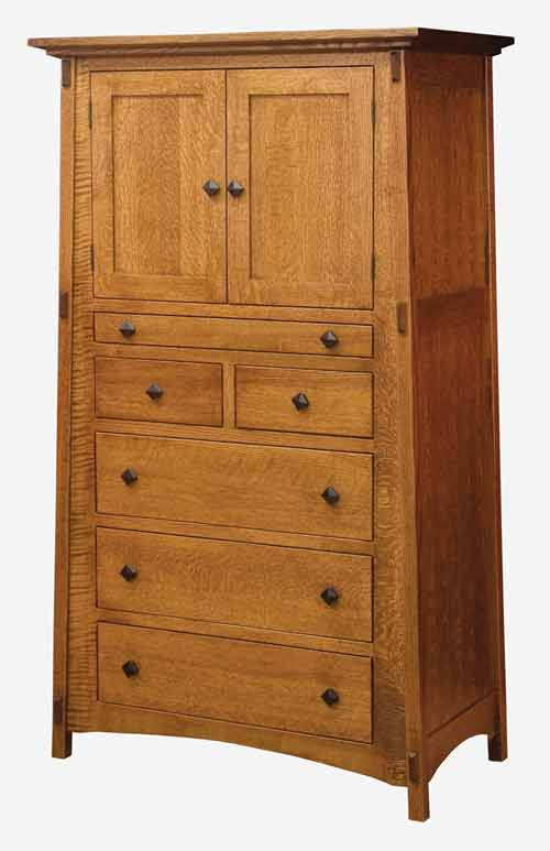 Amish McCoy Bedroom Armoire