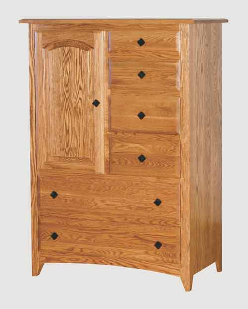 Amish Shaker Bedroom Chest