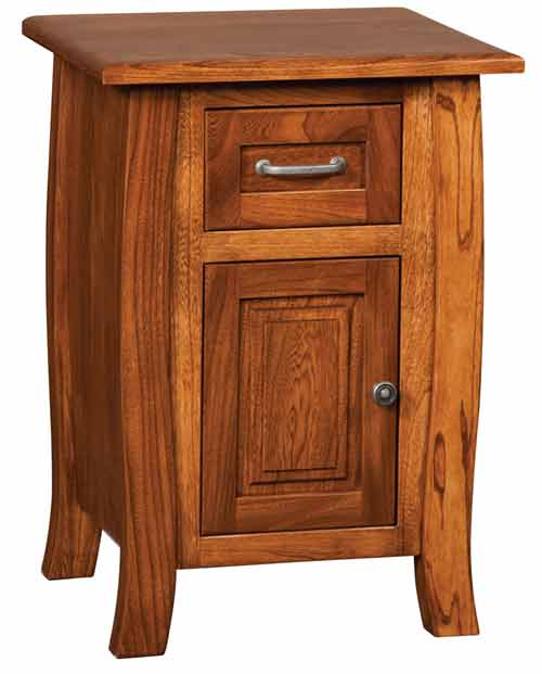 Amish Batavia 1 Door,1 Drawer Nightstand