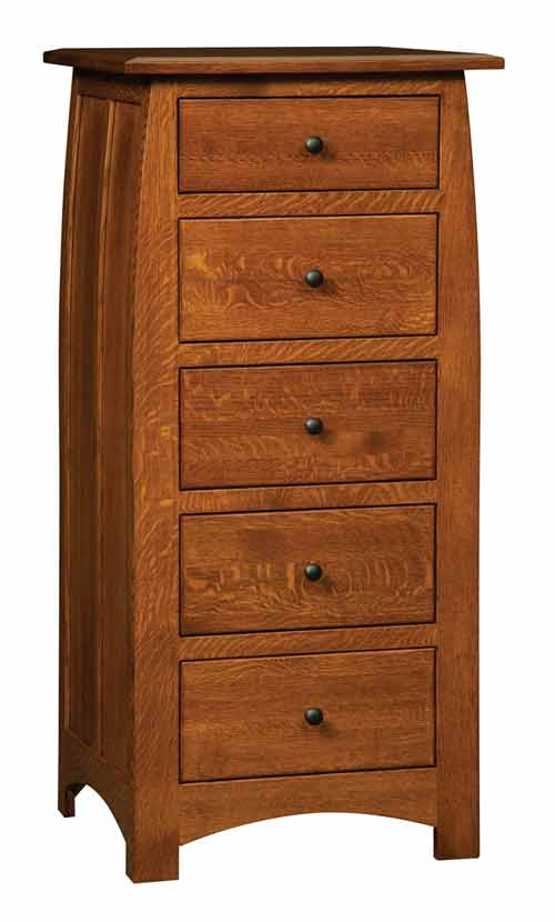 Amish Superior Shaker Lingerie Chest