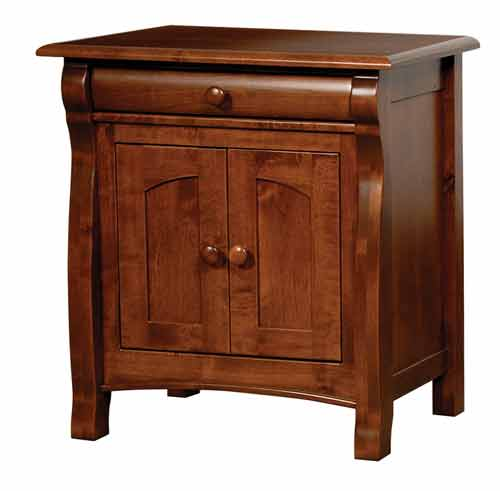 Amish Castlebury Bedroom Night Stand