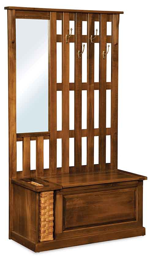 Amish Country Hall Seat