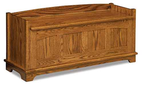 Amish Royal Heritage Storage Bench