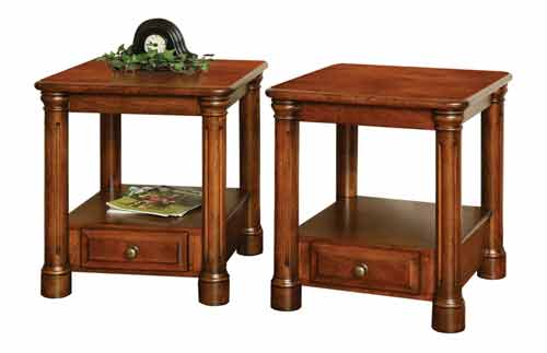 Amish Living Room - End Tables : The Amish Market, Amish Crafted