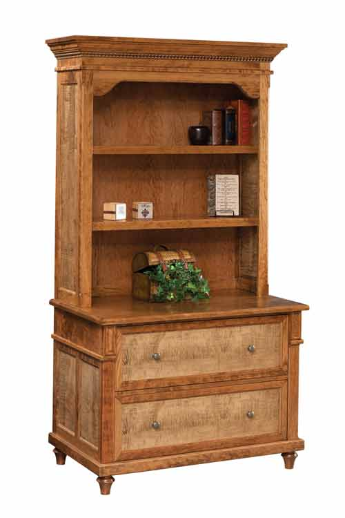 Amish Bridgeport Lateral File Cabinet