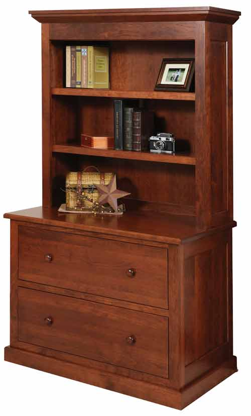 Amish Homestead Lateral File Cabinet
