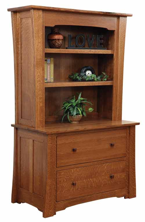 Amish Jamestown Lateral File Cabinet