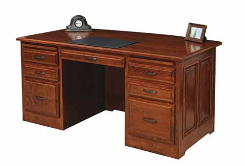Amish Liberty Executive Office Desk
