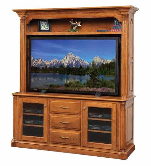 Amish Jefferson TV Stand