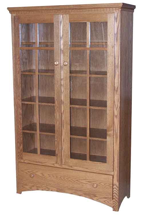 Amish Mission Bookcase