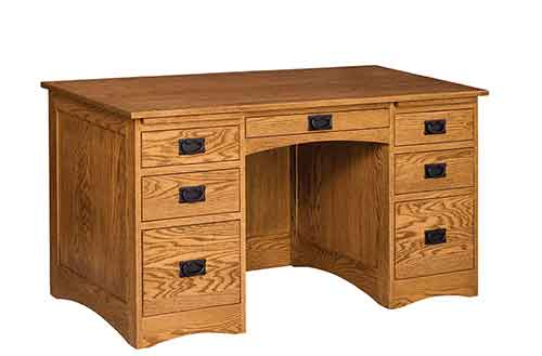 Amish Mission Office Desk