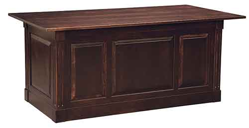 Amish Northport Executive Desk