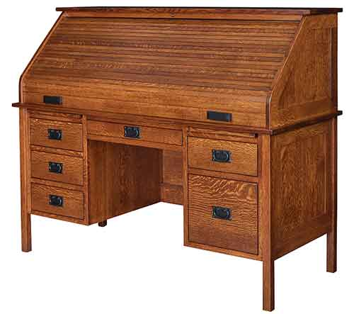 ef8ab5d3d9f90 Amish Handcrafted and Custom Office Desk