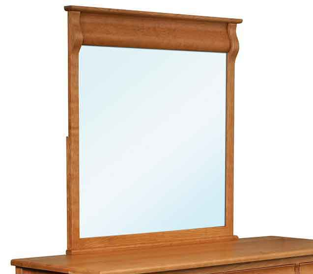 Amish Pierre Dresser Mirror