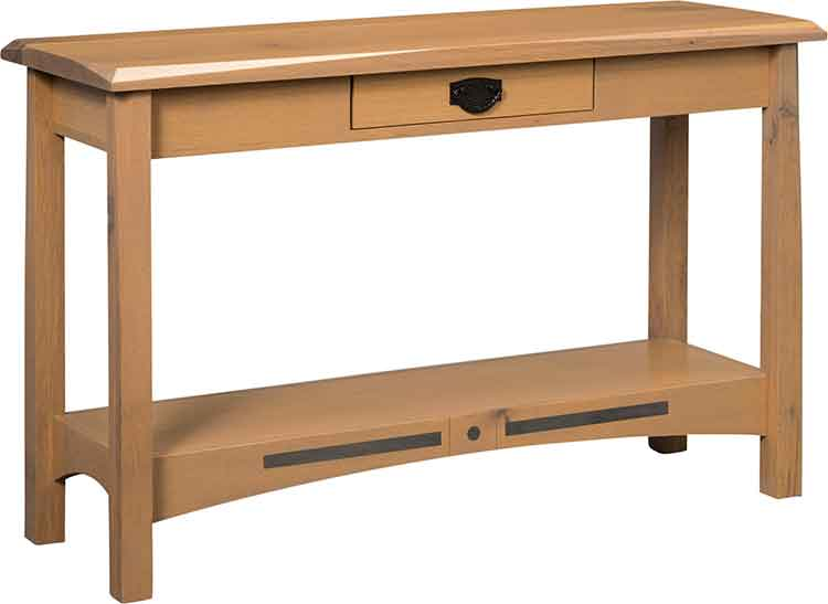 Amish Bel Aire Sofa Table
