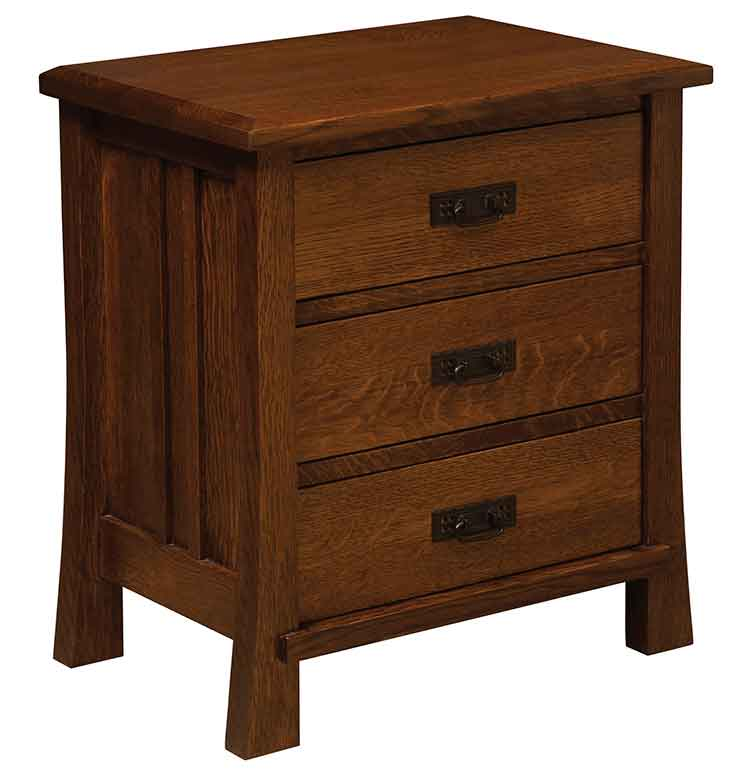Amish Grant Bedroom Nightstand