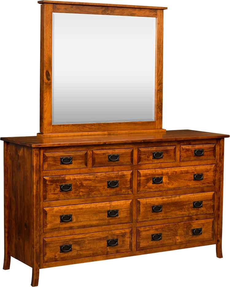 Amish Jaxon Bedroom Dresser
