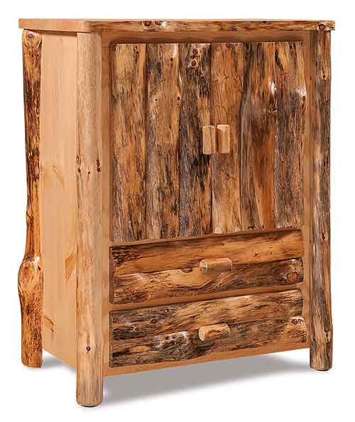 Armoire 2 Drawers