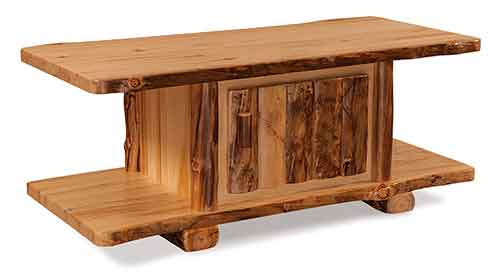 Coffee Table w/ doors