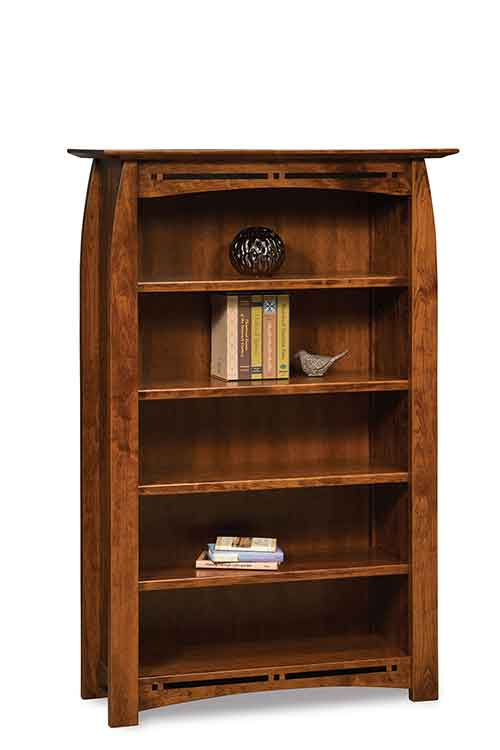 Amish Boulder Creek Bookcase