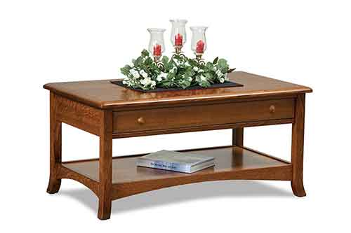 Amish Carlisle Coffee Table