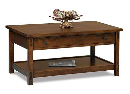 Amish Centennial Coffee Table