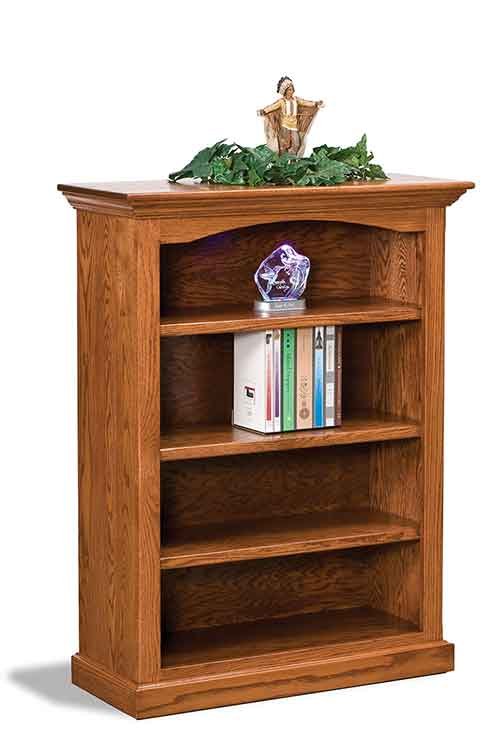 Amish Hoosier Heritage Bookcase