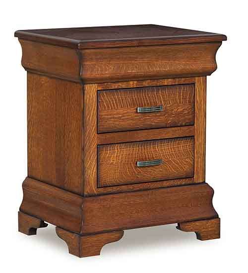 Palm Valley nightstand