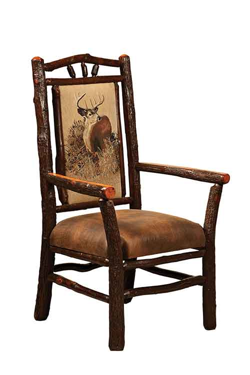 Hoosier Arm Chair