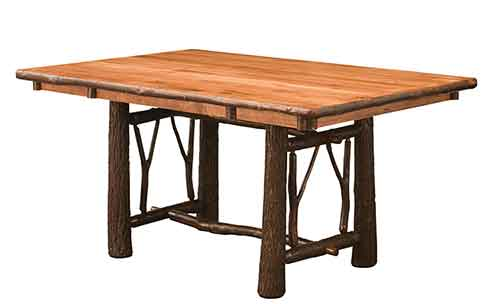 Twig Trestle Table