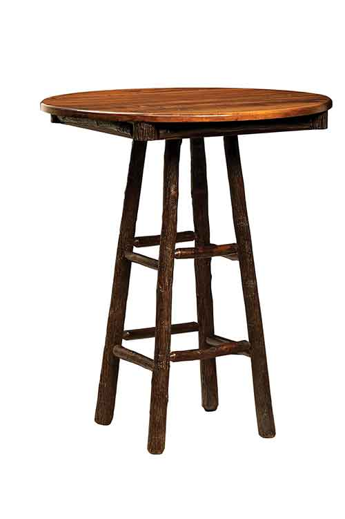 Round Windmill Base Pub Table