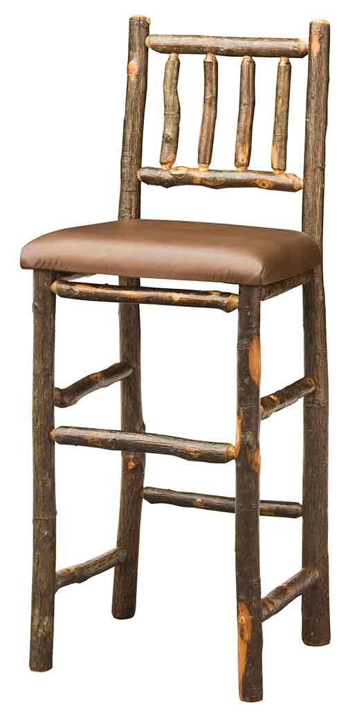 Early American Bar Stool
