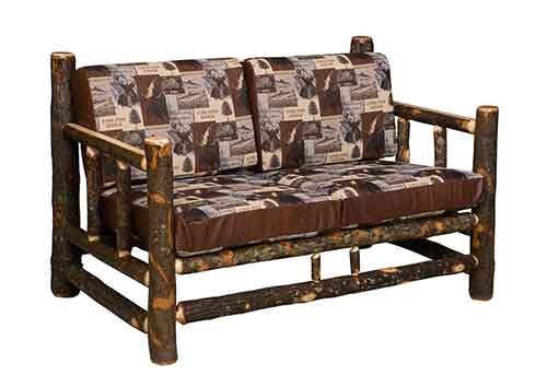 Lodge Love Seat