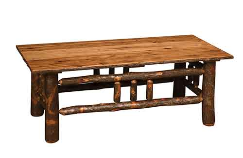 Lumberjack Coffee Table