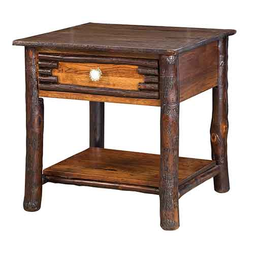 Woldwood End Table