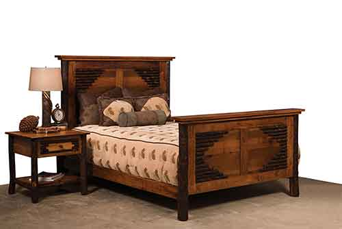 Wildwood Panel Bed