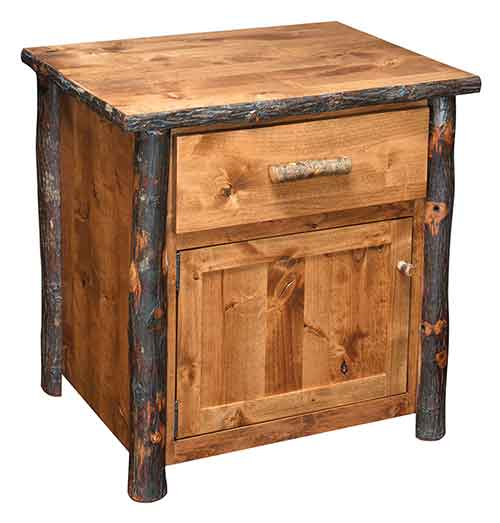 Bear Lodge Nightstand
