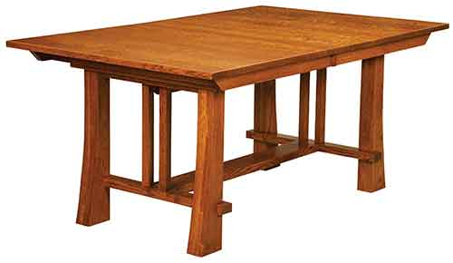 Amish Grant Trestle Table