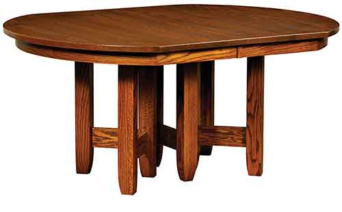 Amish Westbrook Banquet Table
