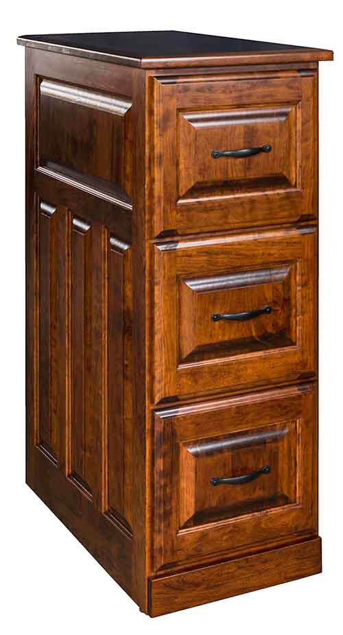 Amish Classic Three Drawer File Cabinet