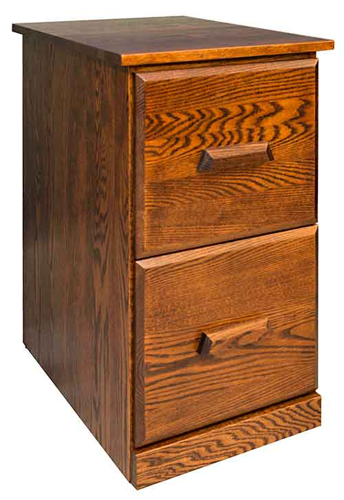 Amish Value Two Drawer File Cabinet