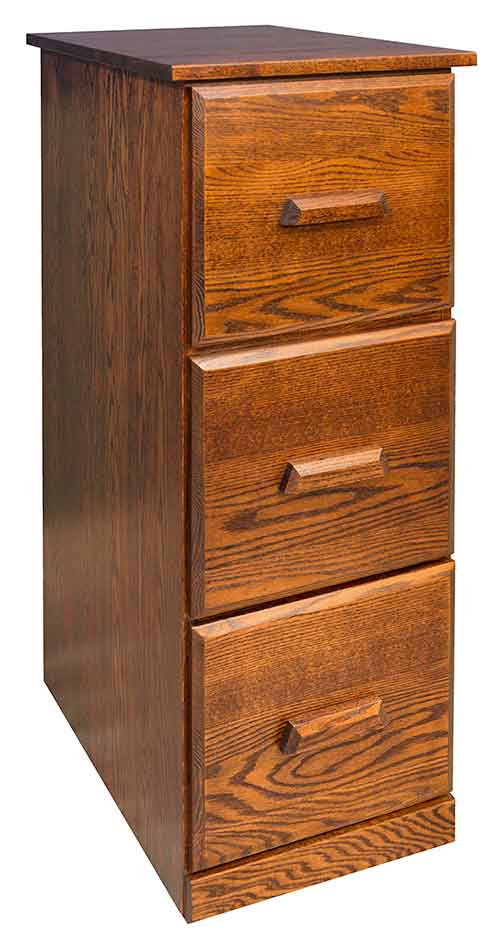Amish Value Three Drawer File Cabinet