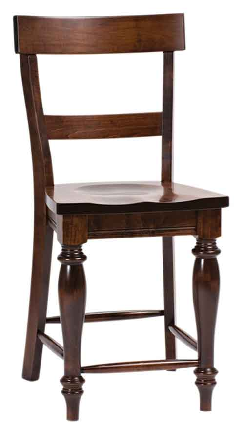 Amish Harvest Barstool