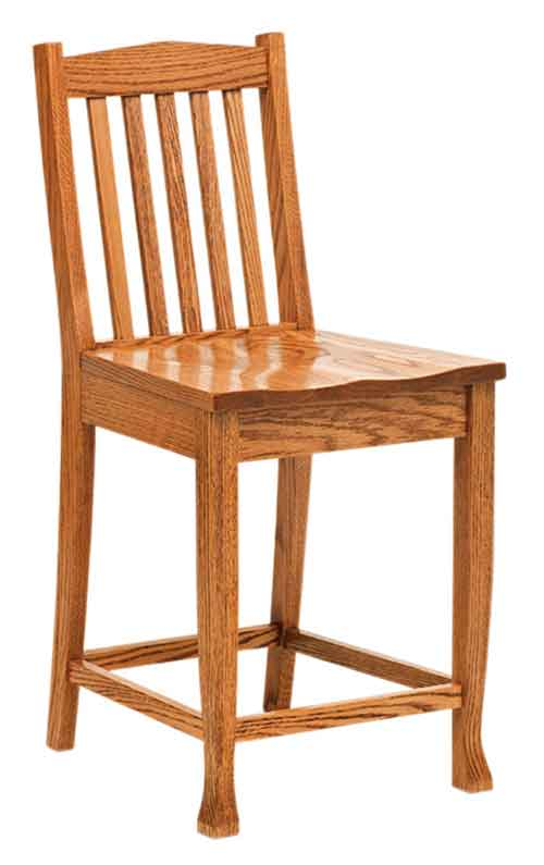 Exceptionnel Amish Heritage Barstool