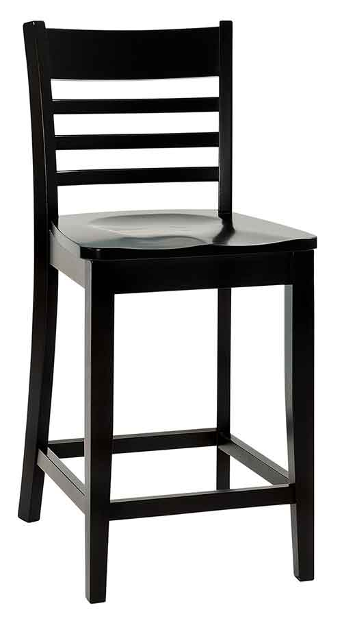 Amish Louisdale Barstool