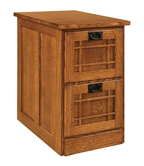 Amish Mission File Cabinet