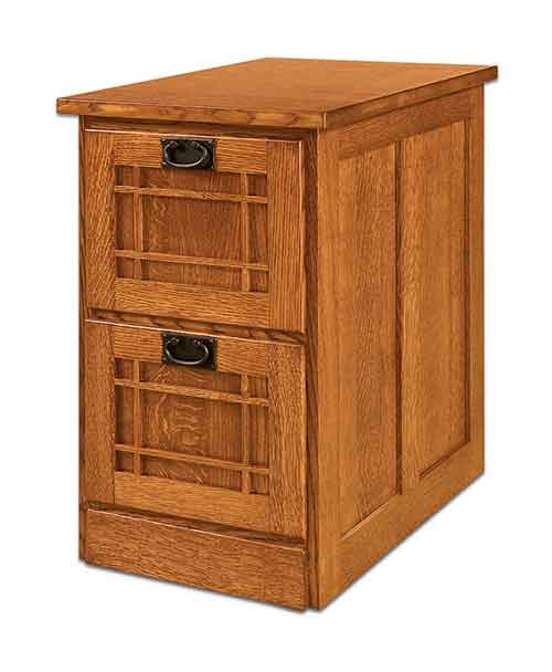 "Amish Mission File Cabinet (25"" Deep)"