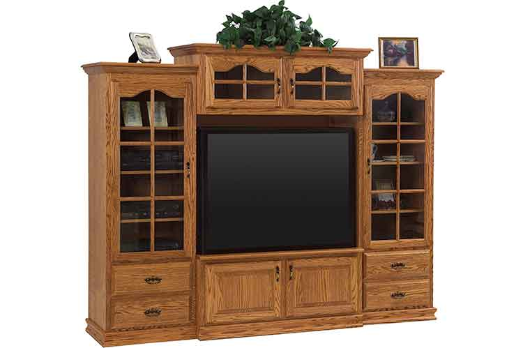 Amish Heritage Wall Unit