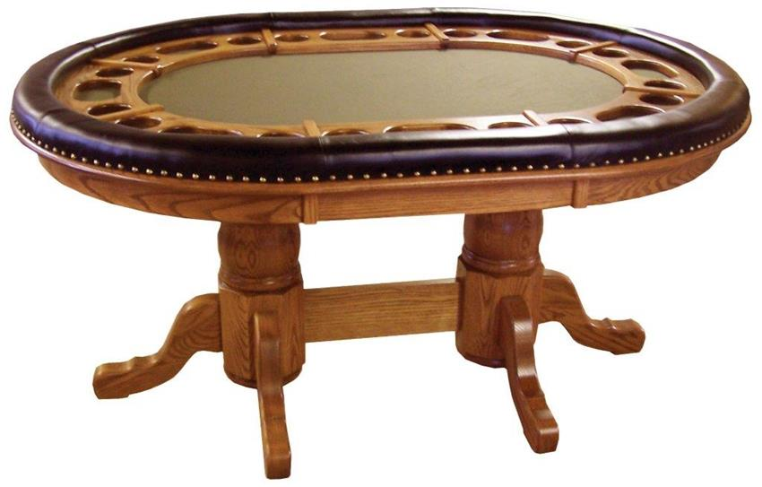 Amish Dakota Game Table 42x72