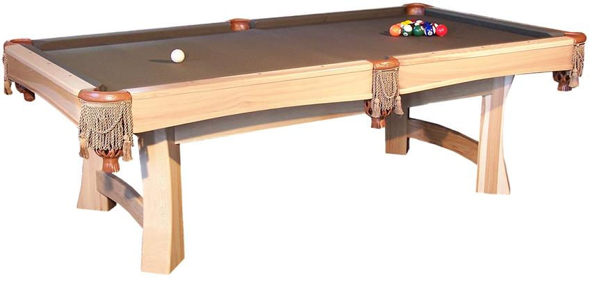 Amish Caledonia Pool Table